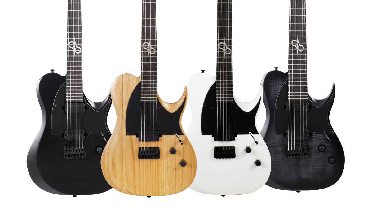 Solar Guitars expands its range of Tele-inspired guitars with eye-catching 6- and 7-string T2 models