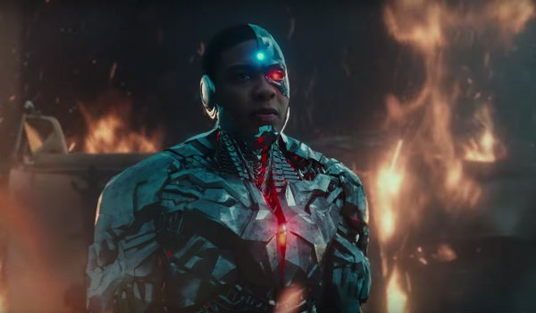 Cyborg Justice League Trailer
