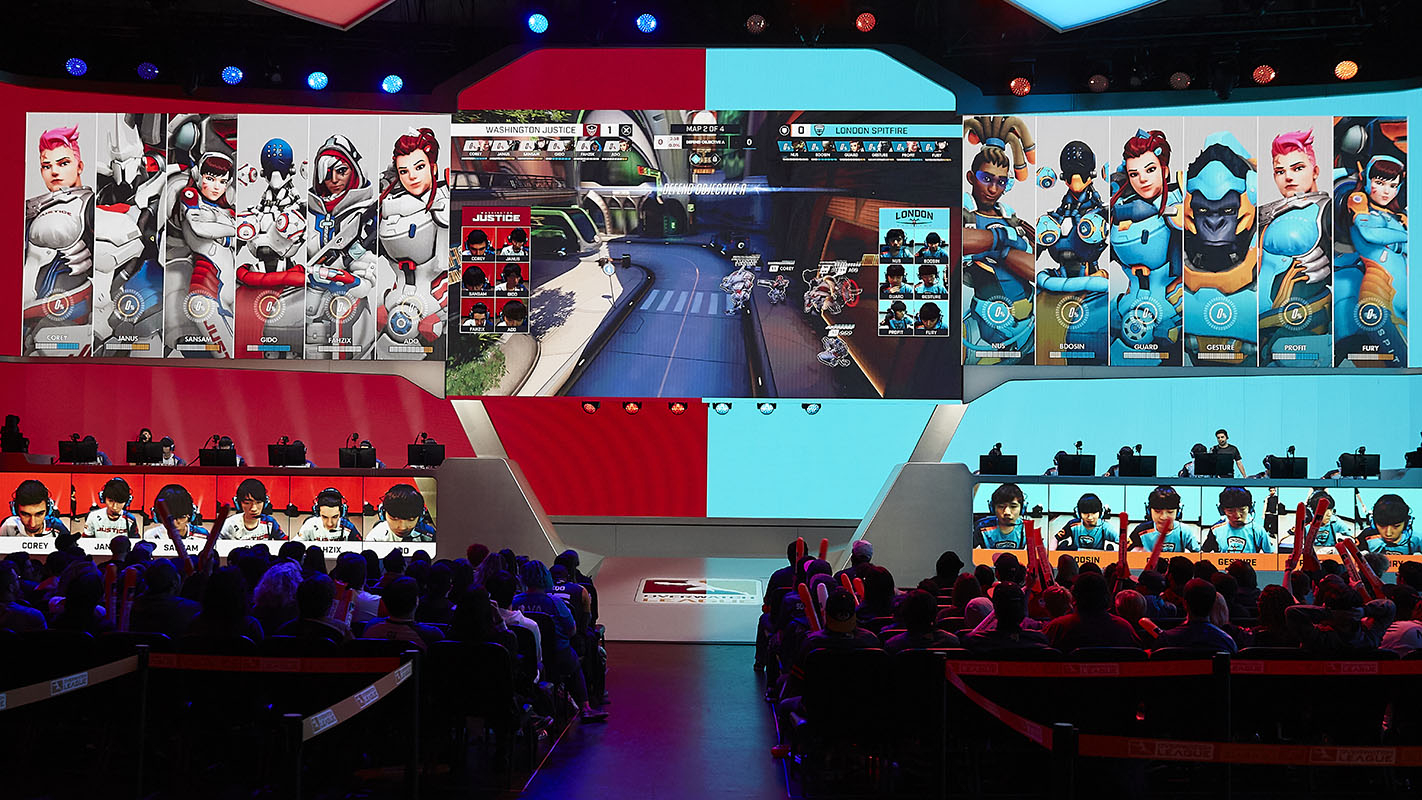 How esports are taking over the world | TechRadar