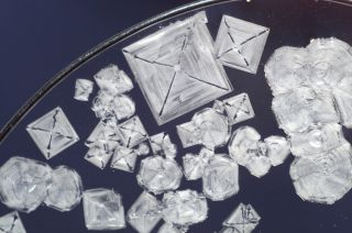 salt crystals, health, strokes