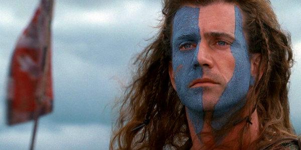 Mel Gibson Braveheart