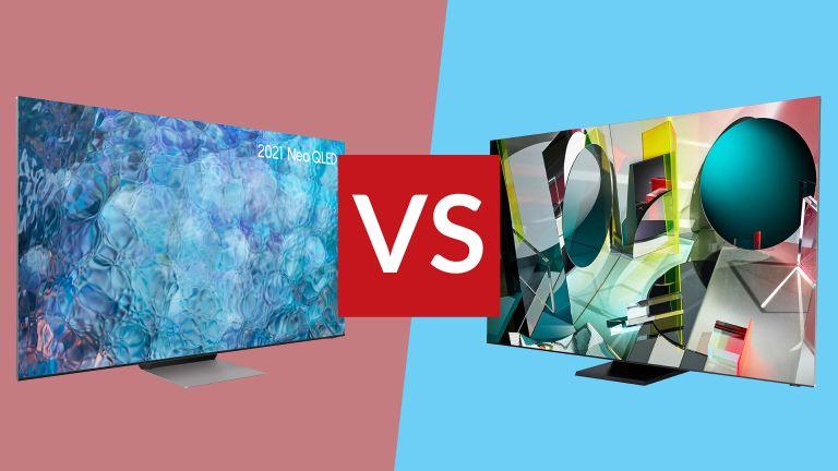 Samsung Q900A vs Q950TS 8K TV