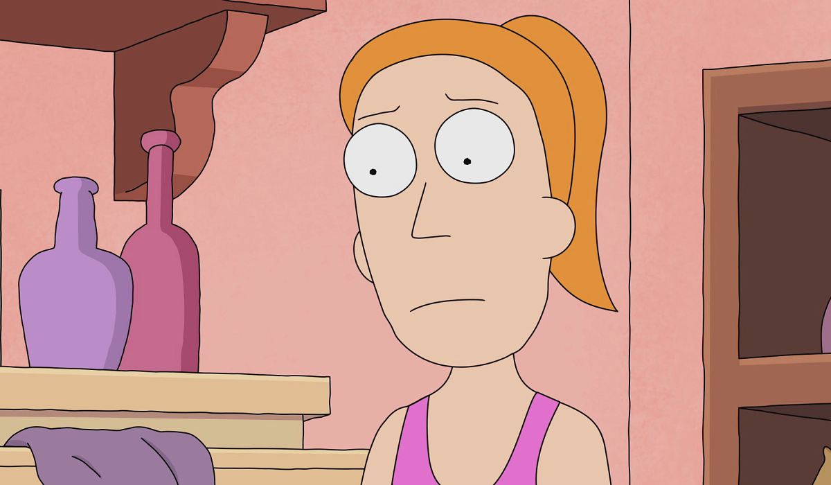Summer Smith Rick and Morty Adult Swim