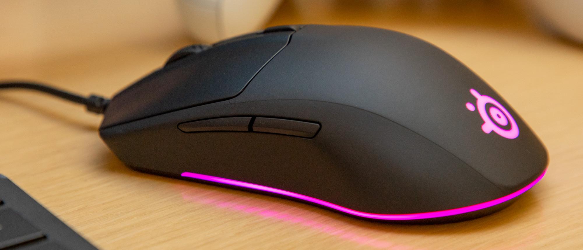 Лучшая бюджетная игровая мышь