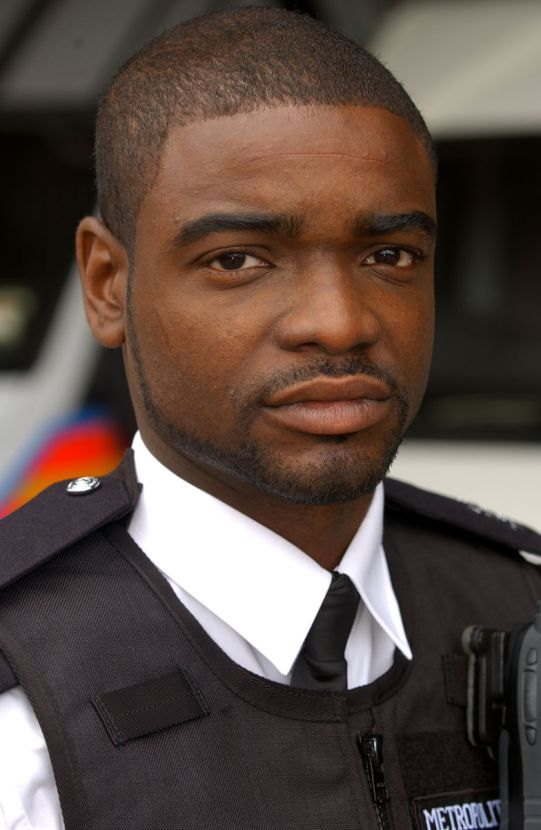 Sun Hill's new Pc Gayle makes his mark | News | The Bill ...