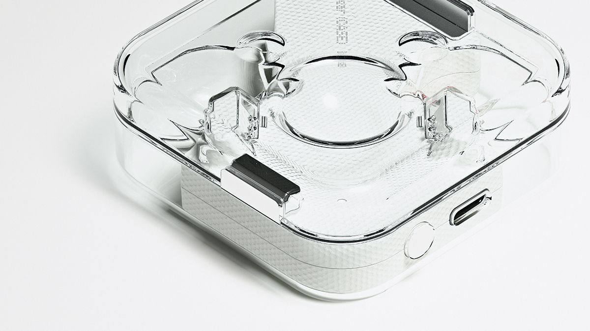 Nothing ear (1) case reveals striking transparent design unlike any earbuds you've seen before
