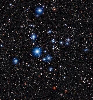 Blue Star cluster