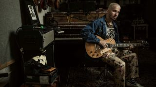 Andrew Watt is nominated for Producer of the Year at the Grammys