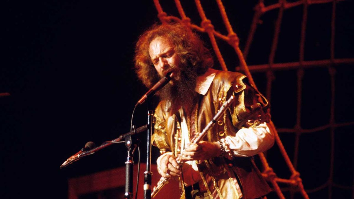 Jethro Tull's Stormwatch set for 40th anniversary reissue
