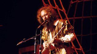 Ian Anderson onstage