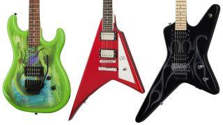 Kramer 2021 artist guitars