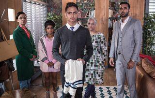 imran and the maalik family