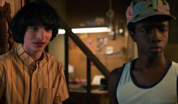 Mike Lucas Stranger Things Season 3 Netflix