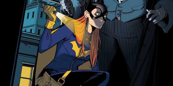 Batgirl comics