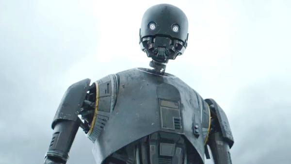 K-2SO as voiced by Alan Tudyk