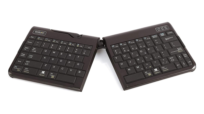 Best ergonomic keyboards: Goldtouch GTP-0044W Go!2