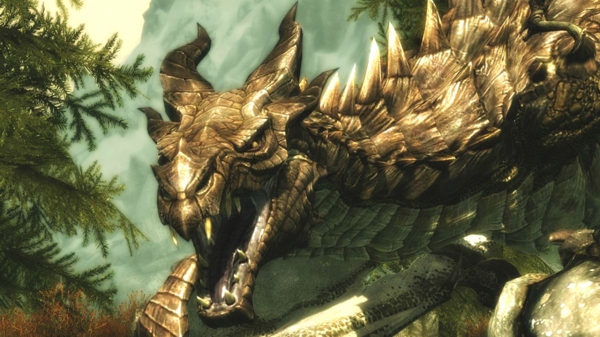 You think you've completed Skyrim, but have you found these 5 hidden bosses?