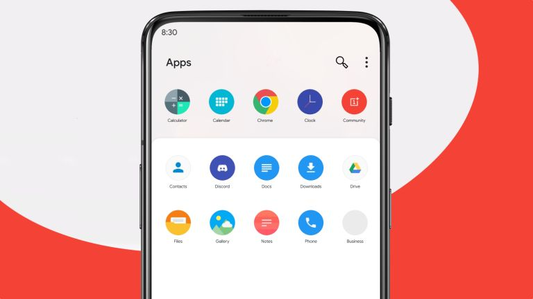 OnePlus 7 Software Design