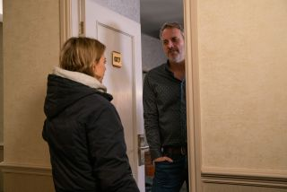 Coronation Street spoilers: Ray Crosby makes Abi an indecent proposal
