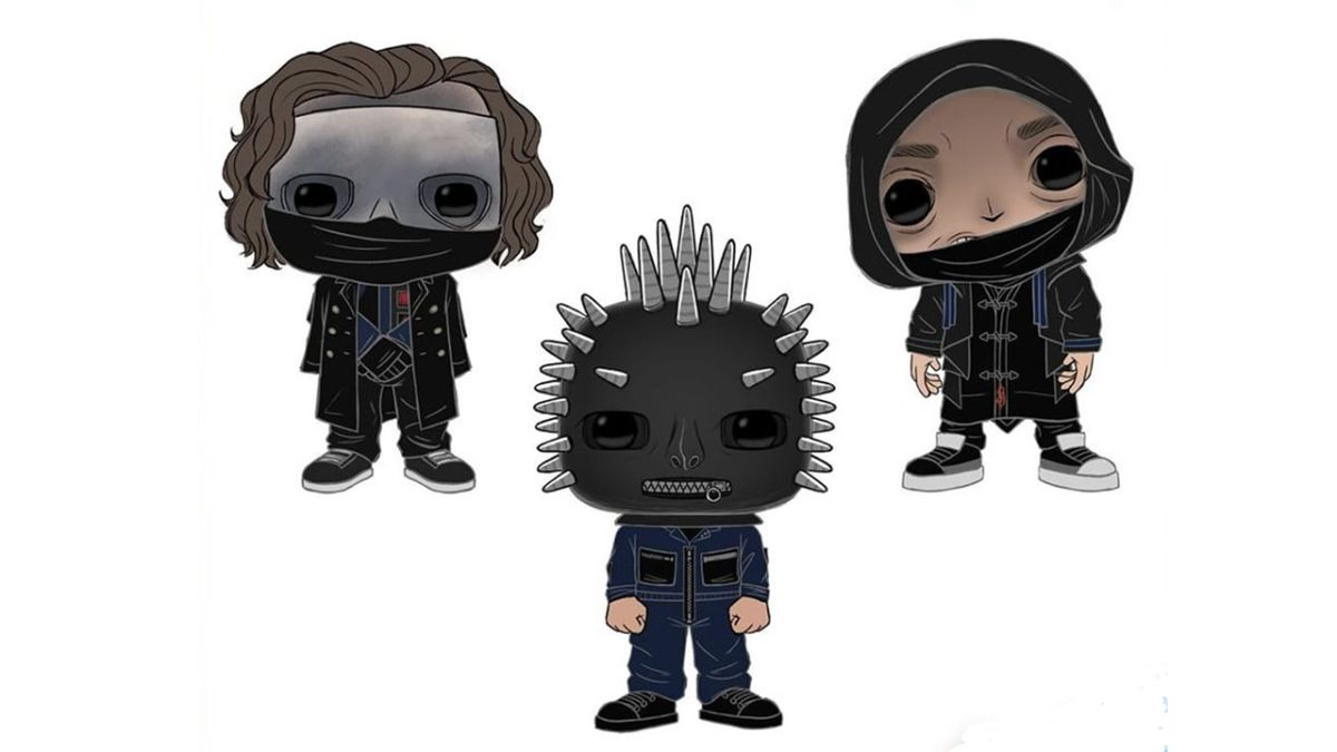 Funko reveal new Slipknot, Slayer, ZZ Top, Motorhead and Ghost figures