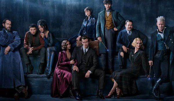 Fantastic Beasts: The Crimes of Grindelwald full cast photo