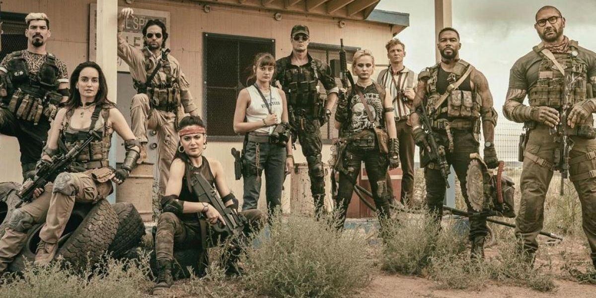 У Армии мертвых Зака Снайдера есть дата выхода, и это раньше, чем вы думаете