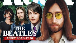 The Beatles on the cover of Classic Rock Magazine