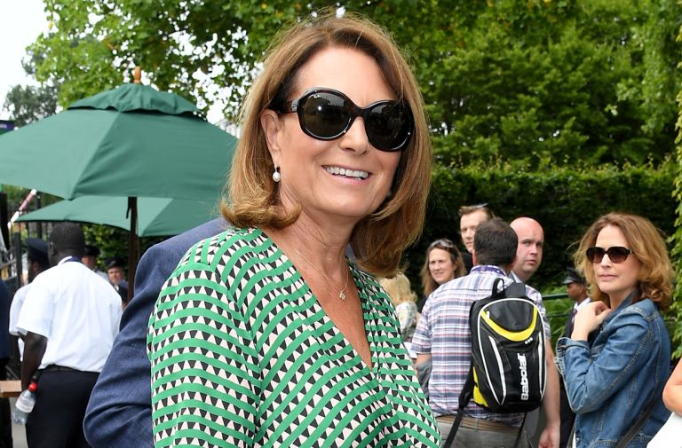 carole middleton sweet gesture party pieces coronavirus