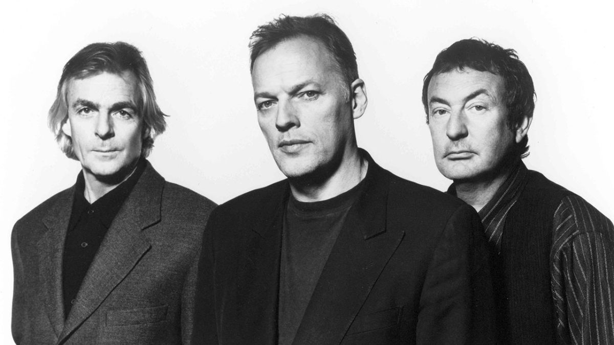 The making of Pink Floyd's The Division Bell