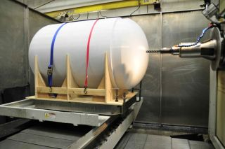 Lockheed Martin 3D Prints Fuel Tank Simulation with Help from RedEye