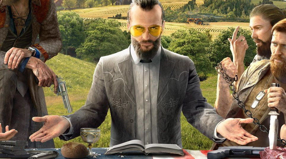 Far Cry 5 is free to play this weekend