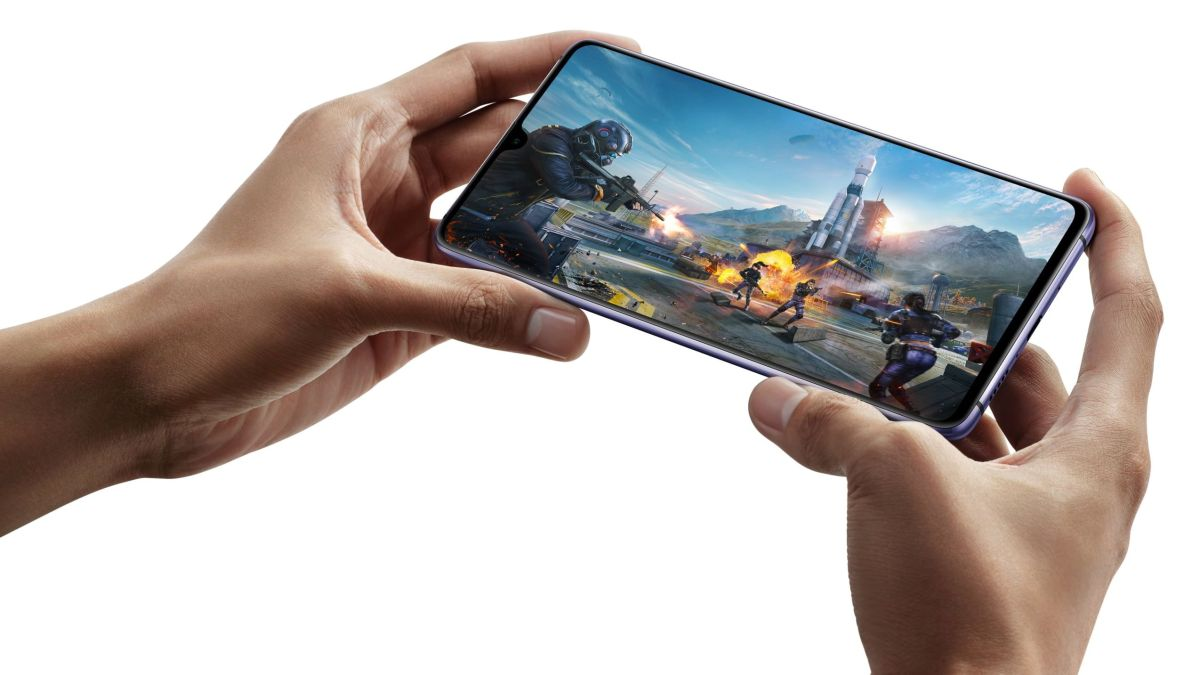 Extend your gaming sessions to record levels with the Mate 20 X's revolutionary cooling system.
