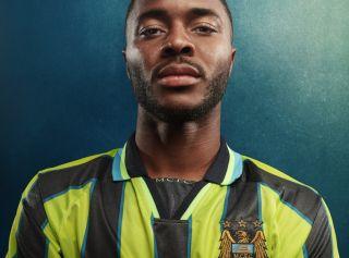 Raheem Sterling Man City, Cyber Monday football shirts retro kits deal