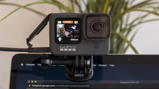 GoPro webcam