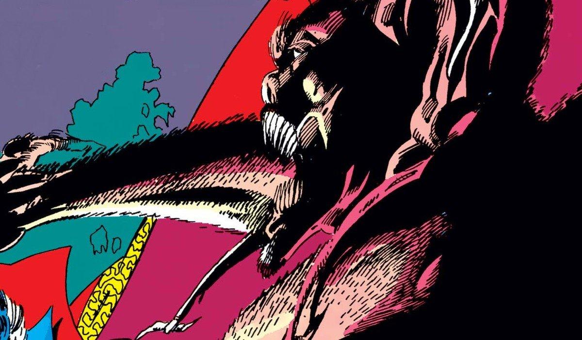 Varnae Marvel Comics