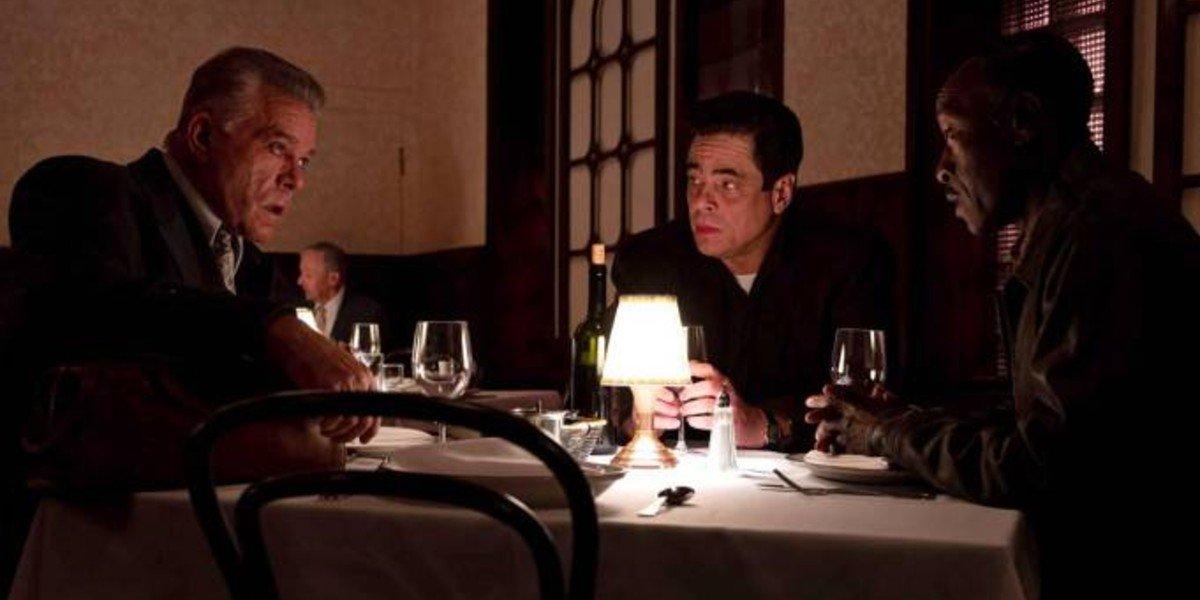 Ray Liotta, Benicio Del Toro, Don Cheadle - No Sudden Move