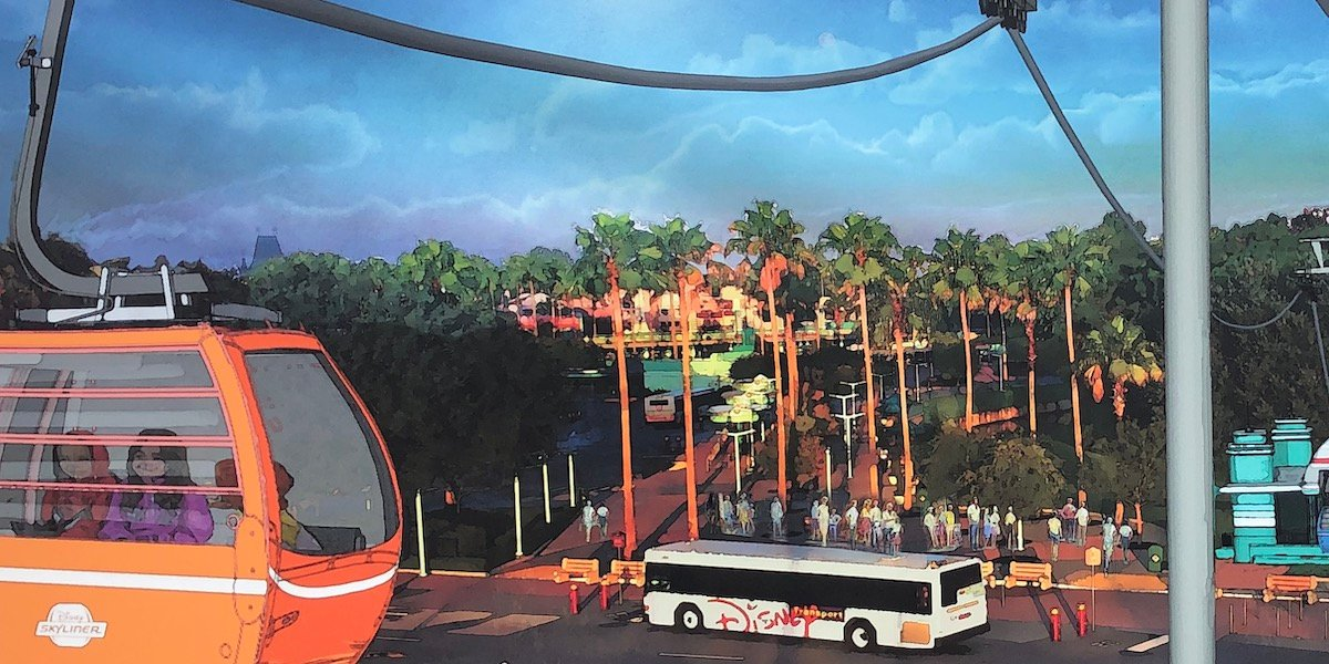Walt Disney World Is Almost Ready To Launch A Major Improvement To Its Theme Park Transportation