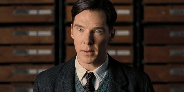 Benedict Cumberbatch In Imitation Game
