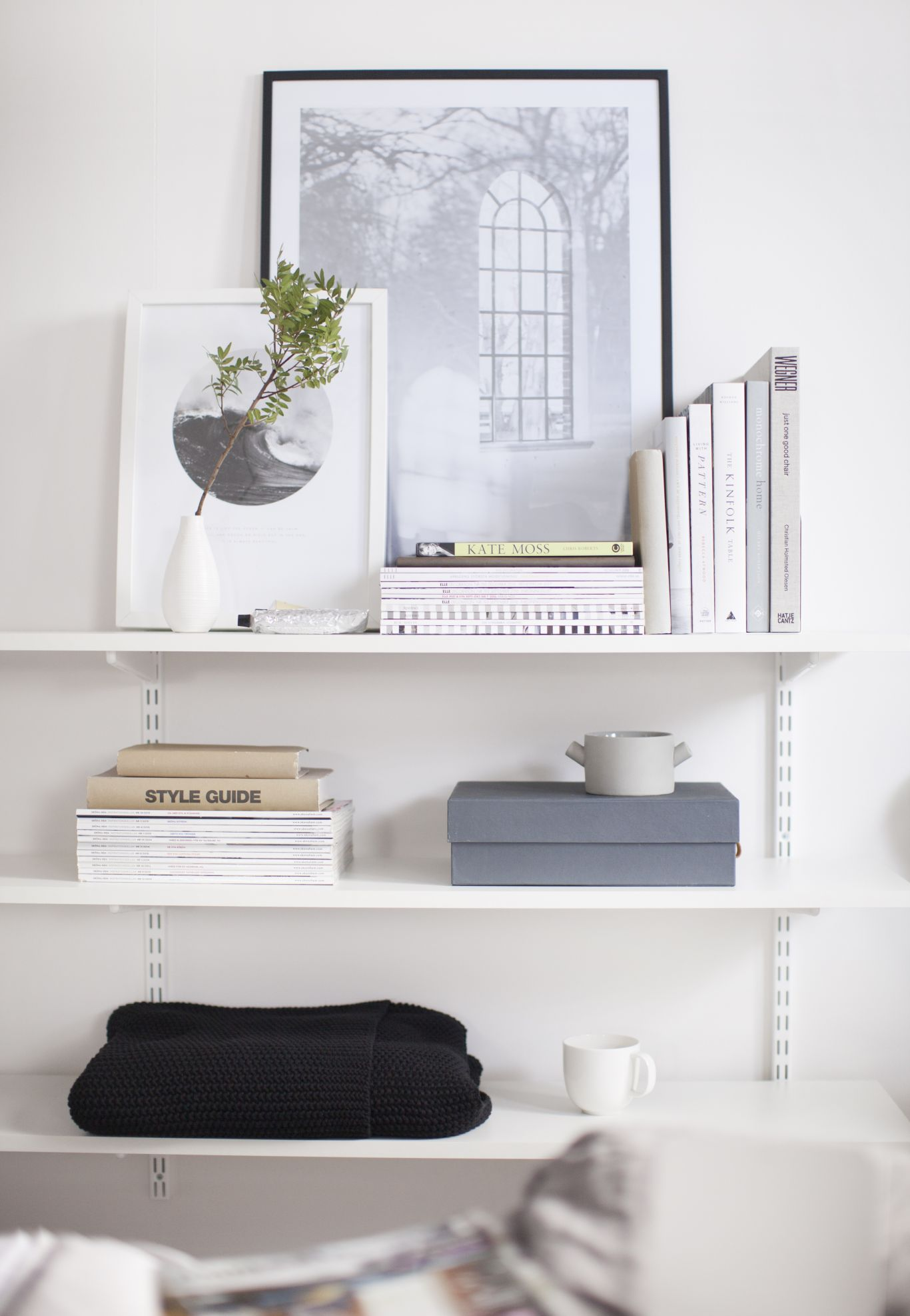 7 brilliant book storage ideas