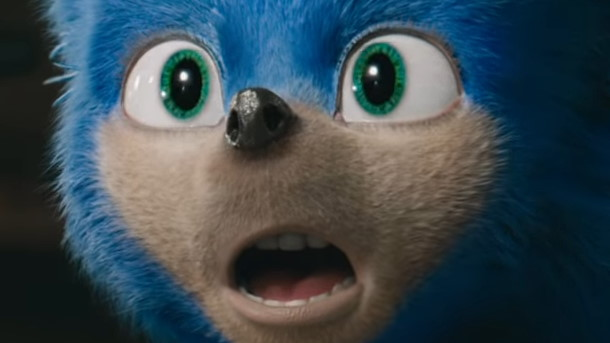 Sonic The Hedgehog Movie Delayed So They Can Make Sonic Look Less Hellishly Weird Pc Gamer