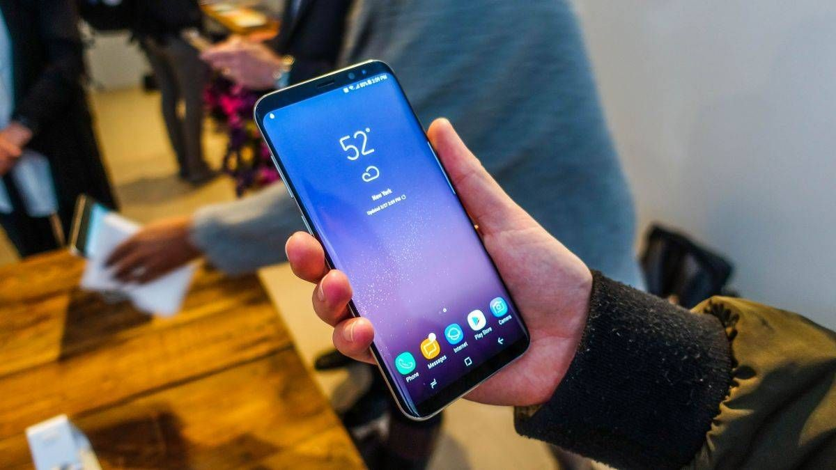 Windows 10 is now running on a Samsung Galaxy S8 – and other Android phones