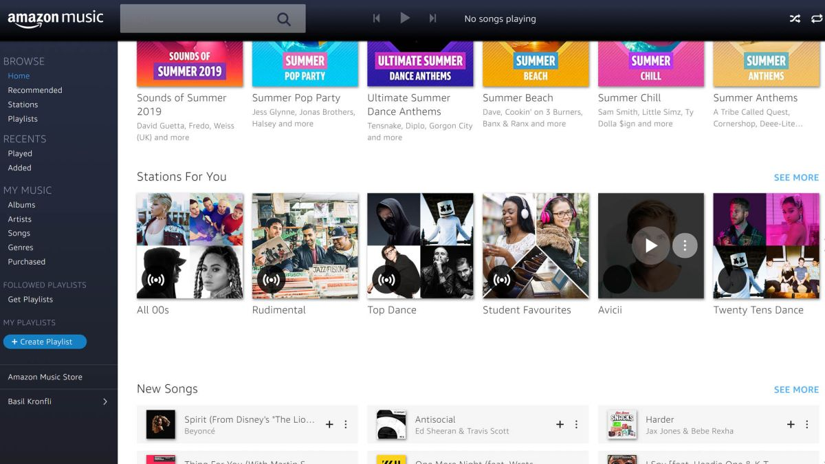 What is Amazon Music Unlimited? | TechRadar