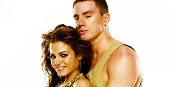 Jenna Dewan Tatum and Channing Tatum in Step Up