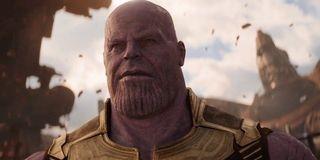 Thanos Josh Brolin Infinity War