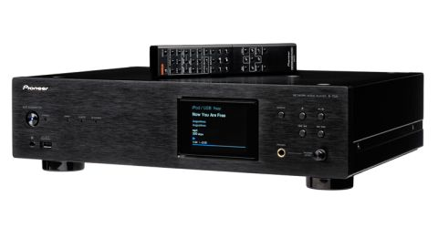 Download Driver: Pioneer N-70A-K Network Player
