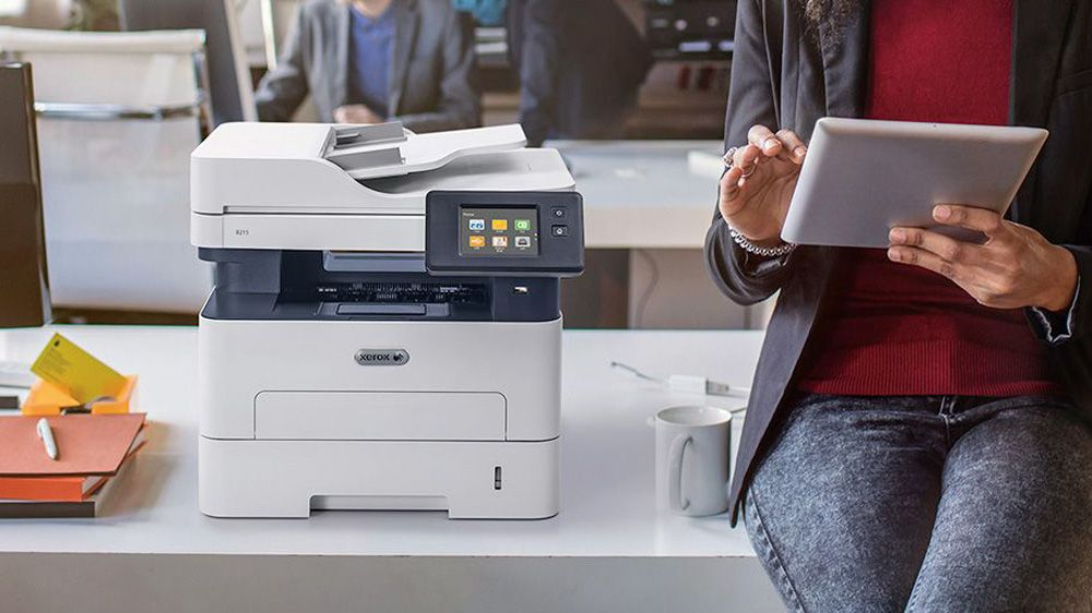Xerox B215 Review