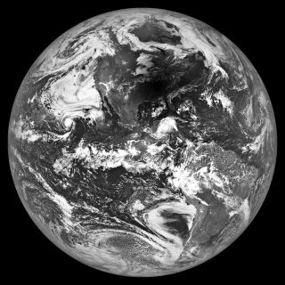 LRO View of Aug. 21 Solar Eclipse