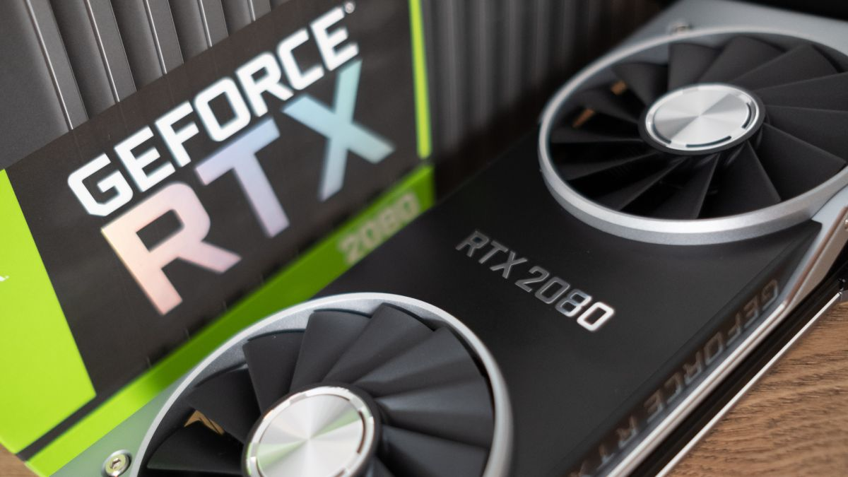 Nvidia GeForce RTX 2080 review
