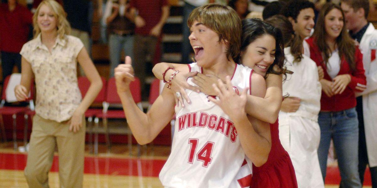 Troy Gabriella high school musical
