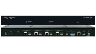 Key Digital has introduced the KD-DA2x4G and KD-DA2x8G high-performance 18Gbps HDMI distribution amplifiers providing two HDMI inputs to four or eight respective HDBaseT outputs.